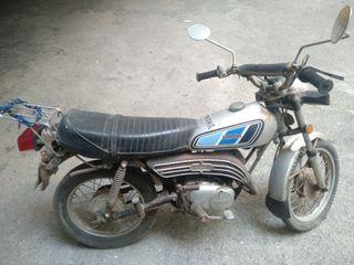 Yamaha 80 GT
