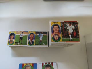 Cromos futbol 96-97