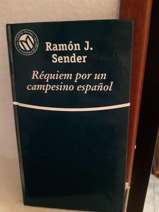 Libro 'Réquiem por un campesino español'