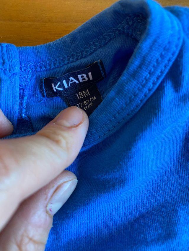 Lote dos pijamas Kiabi 18-24 meses