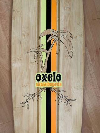 Longboard estilo retro