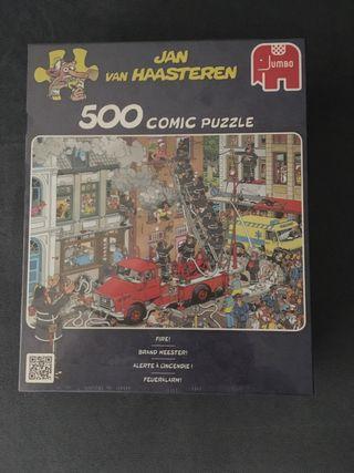 Puzzle a estrenar de 500 piezas