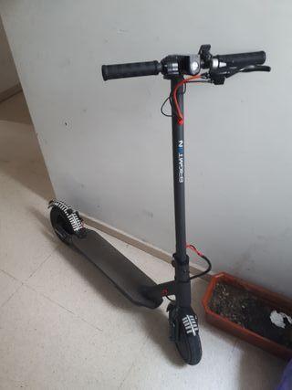 patinete eléctrico brigmton 250v