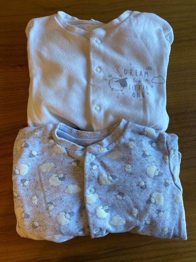 Lote dos pijamas Primark 18-24 meses