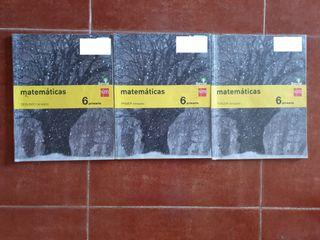 Libros de Matemáticas.