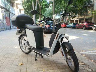 Askoll ES3. Moto eléctrica