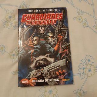 Cómic Guardianes de la Galaxia Marvel