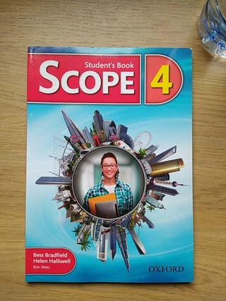 Scope.Libro ingles.