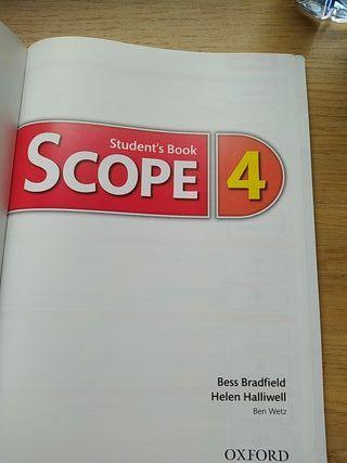 Scope.Libro ingles.