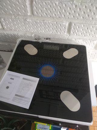 bascula inteligente solar