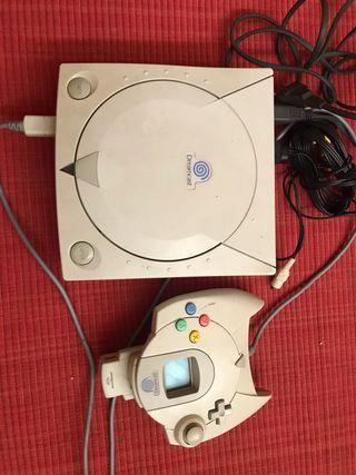 Consola Dreamcast Sega
