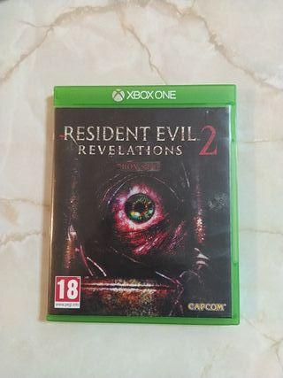 Resident Evil Revelations 2 para Xbox One