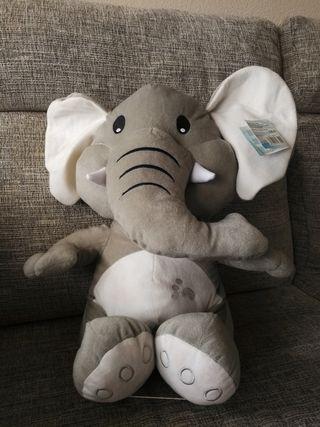 Peluche grande elefante