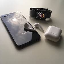 iPhone 7 + Apple Watch + Airpods