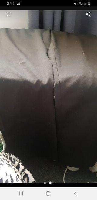 Next size 10 regular stretch black pants