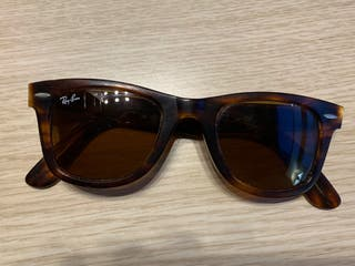 Gafas de sol Ray-Ban modelo antiguo