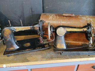 Máquinas coser antiguas