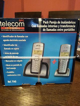 TELÉFONOS INALÁMBRICOS DUO NUEVOS