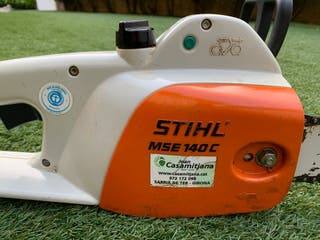 Motosierra elèctrica STIHL 140