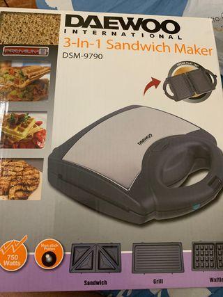 3-In-1 sándwich