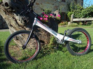 Bici trial Monty 209 K