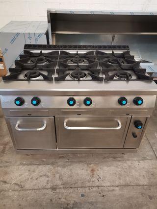 cocina industrial jemi