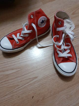 Venta zapatillas marca converse all star talla 32