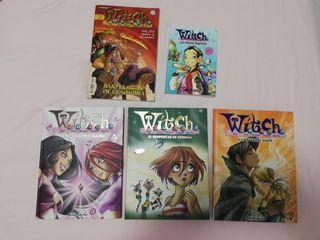 Colección Libros Witch