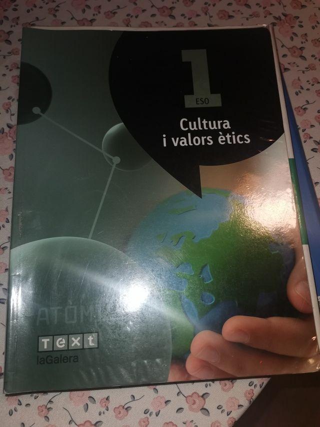Libros 1 de la ESO