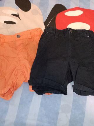 pack 2 pantalones.