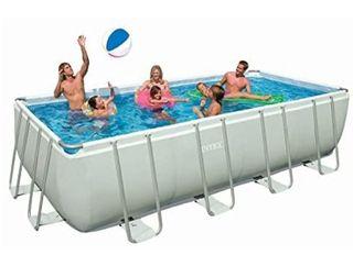 piscina intex ultra frame NUEVA