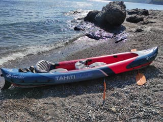 kayak Sevylor Tahití Plus 2+1 plaza