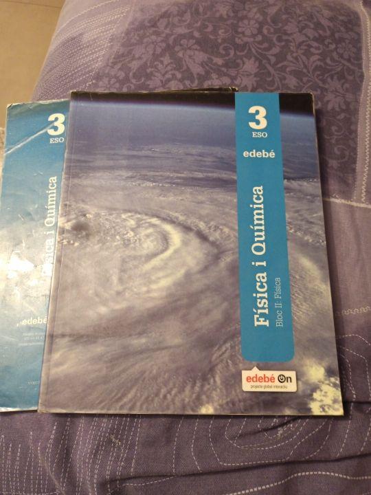 física i química 3 Eso 9788468321134