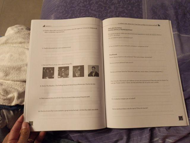9788448609146 ESO llibre de treball música de prop