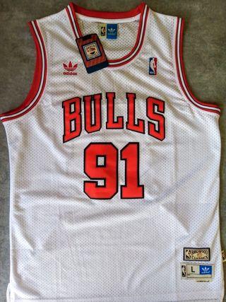 Camiseta NBA Rodman Bulls