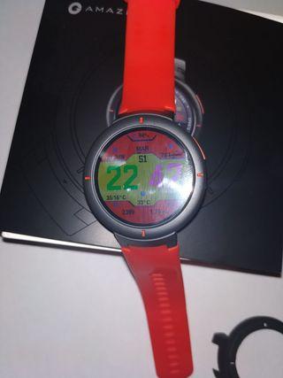 Amazfit Verge, reloj, smartwatch