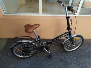 Bicicleta plegable Boomerang Urban Life
