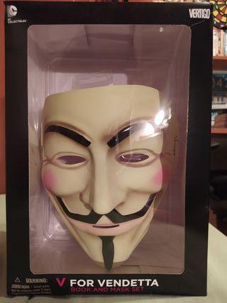 Careta V de Vendetta