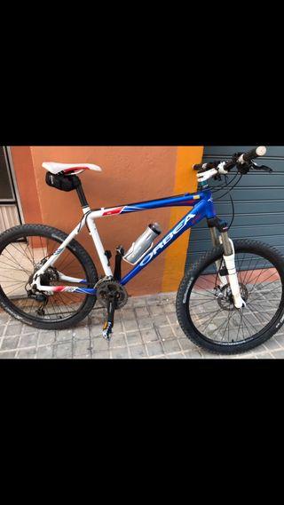 Bicicleta Orbea sherpa