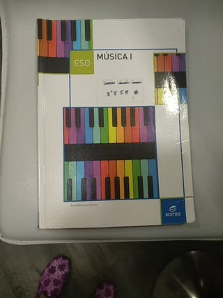 libro Musica 2 Eso