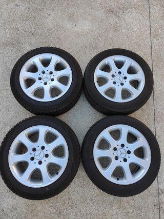 llantas mercedes clase C ,CLK neumáticos invierno