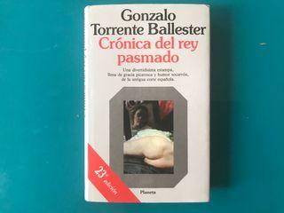 Gonzalo Torrente Ballester CRÓNICA DEL REY PASMADO