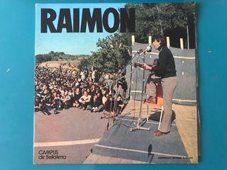 Disc LP vinil RAIMON Campus Bellaterra