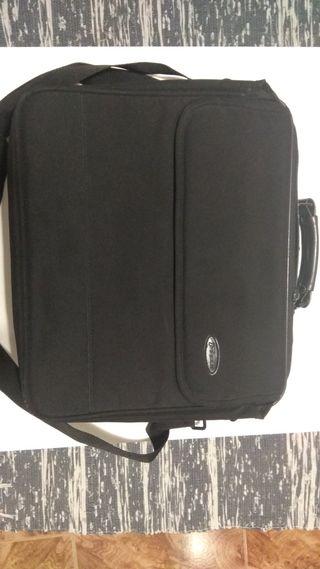 Maletín de oficina para ordenador portátil grande