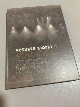 CD y DVD originales Vetusta Morla