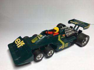 Scalextric Tyrell P34 F.1 Verde Exin Ref 4054