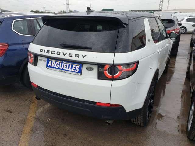 Land-Rover Discovery Sport 2.0 Td4 180cv HSE 7 plaz.
