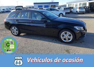 Mercedes Clase C Estate C 300 HÍBRIDO aut. EXCLUSIVE