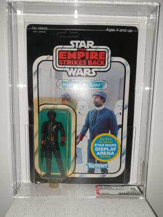 star wars vintage bespin security Guard AFA