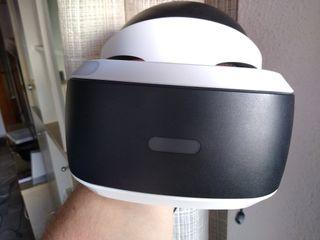 Gafas Play Statio VR + cámara y accesorios